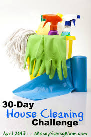 house cleaning quotes like success 30 day cleaning challenge