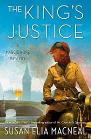 The King's Justice: A Maggie Hope Mystery: Amazon.co.uk: Susan ...
