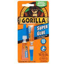 Gorilla 3g Super Glue - 2 Pack ...