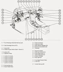 Esquema cableado panel de instrumento tablero salpicadero toyota corolla 2003 2008