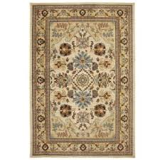 home decorators collection charisma butter pecan 2 ft x 3 ft