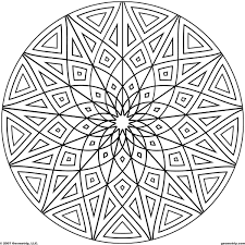Small Picture Patterns Coloring Pages To Print Cool Coloring Page Cool Coloring