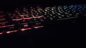 rgb keyboard republic of gamers