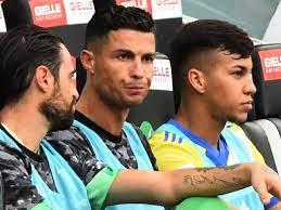Ronaldo will remain': Juventus play down Cristiano exit before Udinese draw    Cristiano Ronaldo