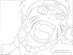 8 Kurama Drawing Naruto Coloring Page For Free Download On Ayoqqorg