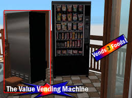 Vending Machine Mod Adorable Mod The Sims 48 UpdateAnimatedFunctional Value Vending