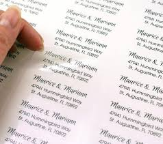 Clear Address Labels For Wedding Invitations The Best Clothing