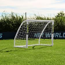 FoldAGoal Kickback Soccer Goal Backyard Practice  Soccer Soccer Goals Backyard