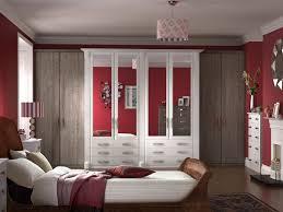 Mirror Closet Doors For Bedrooms Hanging Mirror On Closet Door Katiefellcom