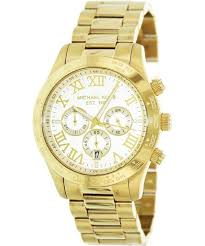 buy michael kors men s watches for creationwatches michael kors layton chronograph gold tone mk8214 men s watch