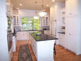 u shape kitchen designs under cabinet light siding glass door wood flooring kitchen sink window treatment