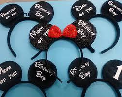 <b>Mickey headband</b> | Etsy