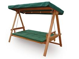 garden swing seat cushions uk. quality wooden swing bed 3 seater garden seat with cushions uk