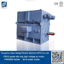 10kv 3550kw 990rpm asynchronous motor slip ring induction motors for driving all variety of
