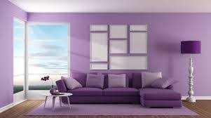 A Living Room In Lilac And Lavender  Interior And Exterior Colour Lavender Color Living Room