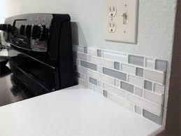How To Grout Tile Backsplash Awesome Decorating Design