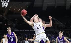 Notre Dame Basketball Depth Chart Mens Basketball Faces Bellarmine Friday Night Notre Dame