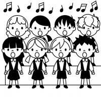 学校幼稚園保育園プリント用イラスト かわいい無料イラスト