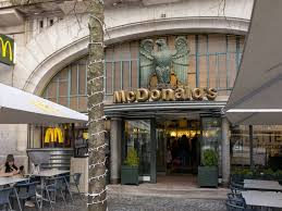 many travelers believe the most beautiful mcdonald s in the world is in porto an age old coastal city in northwest portugal known for its gorgeous