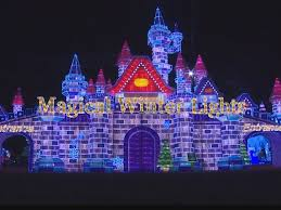 Magical Winter Lights opens in La Marque | khou.com