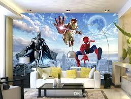 3d wallpaper for living room uk living room murals custom photo wallpaper batman iron man wallpaper