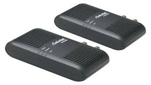 how to improve your network speeds moca adapters we got served again much like powerline adapter kits this actiontec moca kit works by placing an adapter on either side of your network connection