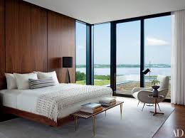 modern bedroom inspiration. Brilliant Bedroom Bedroom With Floor To Ceiling Windows Intended Modern Bedroom Inspiration O