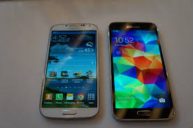 samsung galaxy s5 white vs black. samsung galaxy s5 display white vs black