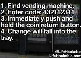 Is It Possible To Hack A Vending Machine Magnificent I Don't Think People Should Do This But It's Damn Interesting