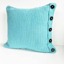 easy pillow designs. square torquoise pillow designs combine sides buttons minimalist dark black rounded light blue basic easy