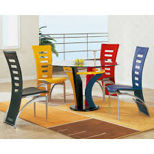 large picture of global furniture usa d5443dt multi color dining table hd