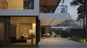 Modern Home Exteriors With Stunning Outdoor Spaces - Interior exterior designs