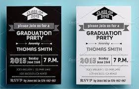 19 Graduation Invitation Templates Psd Ai Word Pages