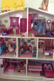 My duaghter Anya's dollhouse...a work in progress.