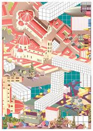 Arcologic Design Videogame Urbanism Wash Magazine
