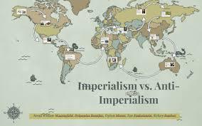 Imperialists Vs Anti Imperialists Venn Diagram Imperialism Vs Anti Imperialism By Us History Project On Prezi