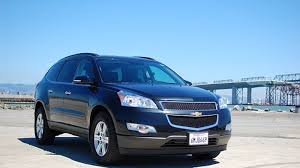 Going low tech with the 2011 Chevrolet Traverse - Roadshow