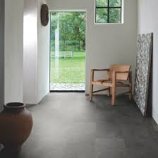 Laminate Tile Effect Flooring For Kitchen Colours Black Slate Effect Luxury Vinyl Click Tile Flooring Droptom