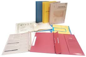 Hospital Case Note Folders And Patient Medical Records Esl