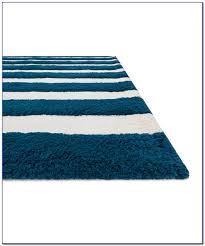 navy and white striped rug beautiful mohawk home new wave rainbow stripe area rug x free