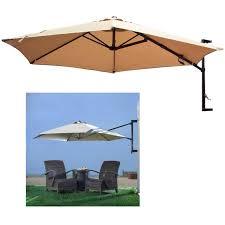 20436 10 patio umbrella wall mount fset garden outdoor sun from wall mounted patio umbrella