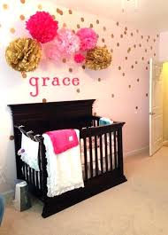 pink and gold baby room best nursery ideas on bedroom curtains blush for bab