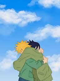 sasuke hugs | Explore Tumblr Posts and Blogs