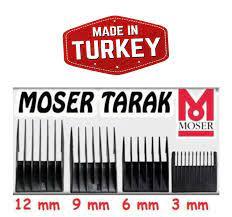 4 Adet Moser Saç Kesme Tıraş Tarak Seti Eki Boyutu-3mm-6mm-9mm-12mm Saç  Düzeltici Berber Yedek Alet Takımı Seti | Alışveriş Merkezi /  Anlasma-Benzersiz.cam