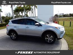 Used Toyota RAV4 for sale in South Florida