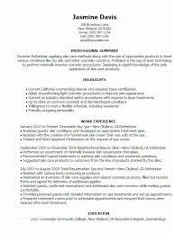 Esthetician Resume Enchanting Esthetician Cover Letter Sample 28 Sample Esthetician Resume 28