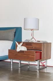 adoptable animals pose on blu dot furniture