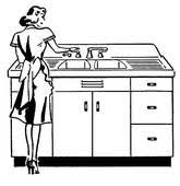 clean kitchen clipart black and white. Beautiful White Cleaner Clipart Kitchen Counter Black And White To Clean Kitchen Clipart And White