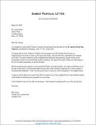 Sample Sales Proposal Letter Scrumps