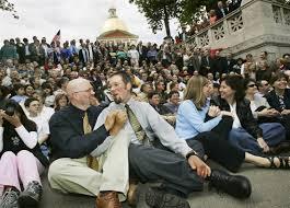 Massachusetts gay marriage 2005